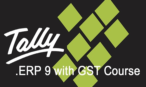 Advance Tally ERP 9 with GST Training