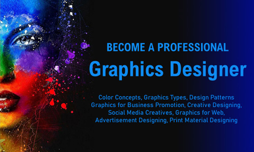 Professional Graphics Designing Course